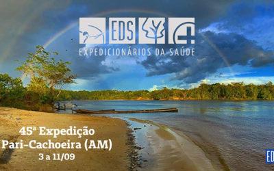 45ª Expedição Pari-Cachoeira